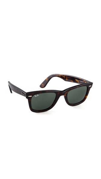 Ray-Ban Original Wayfarer Sunglasses   SHOPBOP