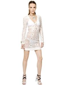 DRESSES - ROBERTO CAVALLI BEACHWEAR -  LUISAVIAROMA.COM - WOMEN'S CLOTHING - SPRING SUMMER 2014