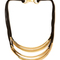 Futuristic layered rope necklace   forever21 - 1000125355