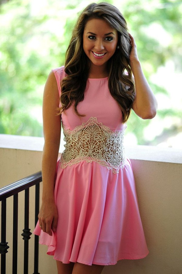 dress pink lace pink lace pink dress lace dress