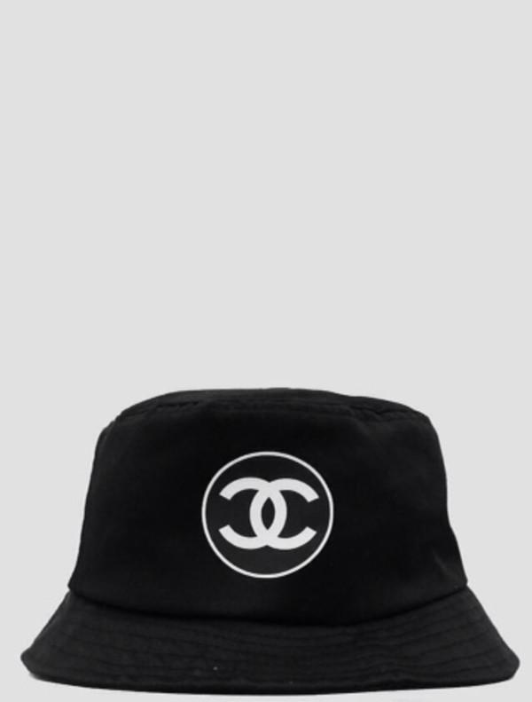 black hat white hat bucket hat chanel chanel hat chanel bucket hat bucket hat style