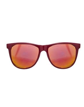 AJ Morgan | AJ Morgan – Sunrise – Sonnenbrille mit D-förmigem Gestell bei ASOS