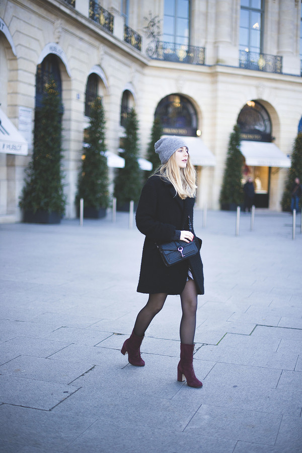 tiphaine's diary coat shoes hat jewels sud express