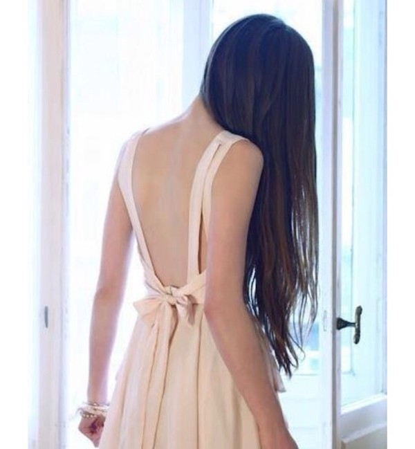dress open back dresses