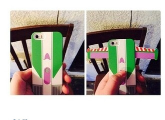 phone cover disney buzz lightyear toy story funny mens accessories