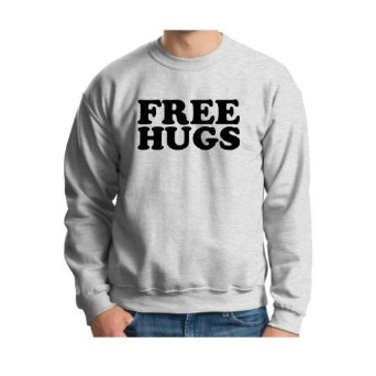 Amazon.com: Free Hugs Crewneck Sweatshirt: Clothing