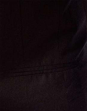 ASOS | ASOS Linen Edge to Edge Blazer at ASOS
