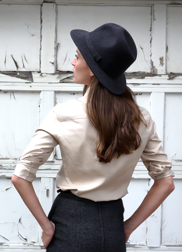 My Fair Vanity: Bailey Hat Company for J.Crew: The Perfect Fall Fedora?