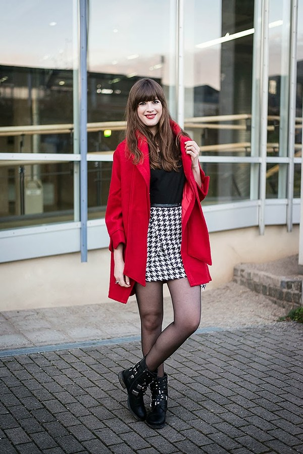 andy sparkles coat skirt jewels shirt shoes