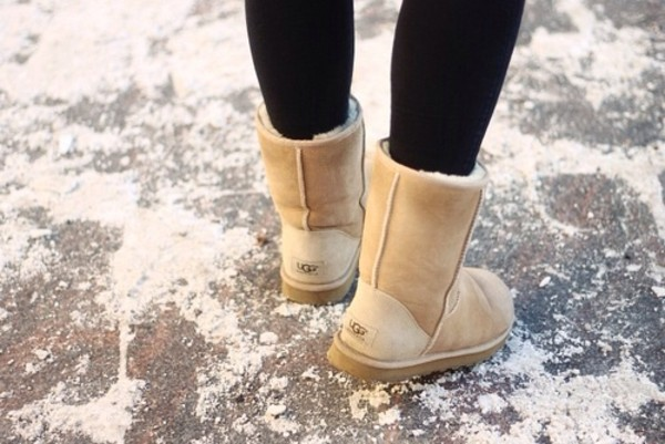shoes ugg boots australia white girl basic