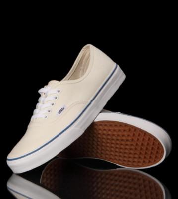 Vans Shoes Authentic beige white   / Vans im rolling rock online shop - kaufe ausgewählte sport & streetwear