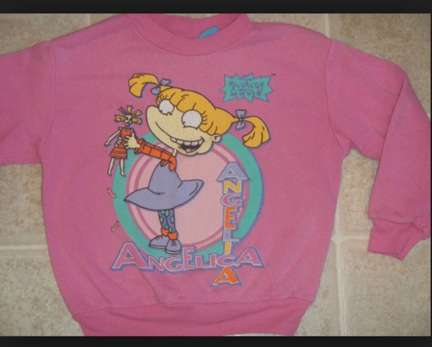 sweater rugrats