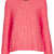Knitted Felted Cable Jumper - Topshop