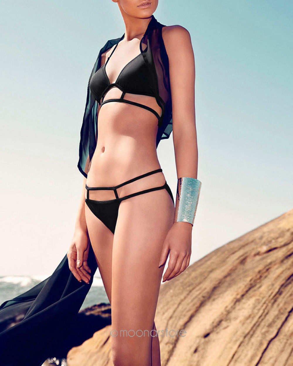 2 Pcs Women Hot Sexy Swimsuit Swimwear Bathing Push Up Padded Bra Bikini 1 Set   eBay