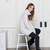 Big Knit Sweater - Ivory | Emerson Fry