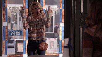 sweater one tree hill tara shirt cute girl girly oth blonde hair blouse
