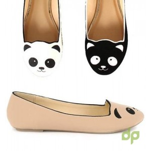 Dropped Pin - Panda Loafers - 3 Colours