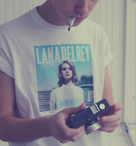 T Shirt Lana Del Rey | eBay