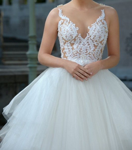 dress lace dress white dress cut-out dress cut-out wedding dress