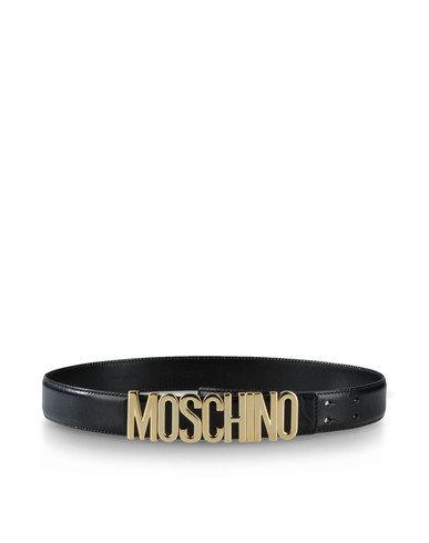 Belt Women - Belts Women on Moschino Online Store on Wanelo