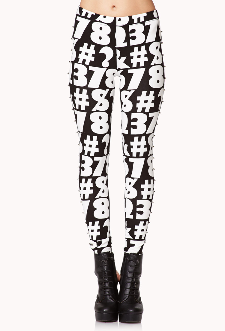 Womens leggings and bottoms | shop online | Forever 21 -  2040710105