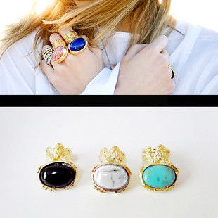 PRECIOUS STONE RING - Rings & Tings | Online fashion store | Shop the latest trends