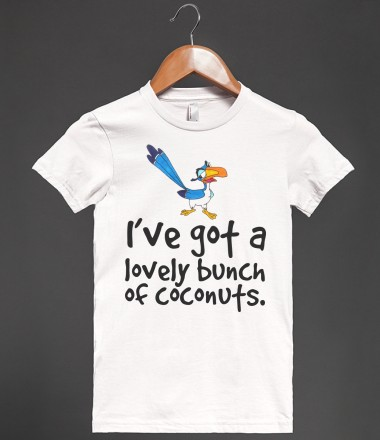 i've got a lovely bunch of coconuts - glamfoxx.com - Skreened T-shirts, Organic Shirts, Hoodies, Kids Tees, Baby One-Pieces and Tote Bags Custom T-Shirts, Organic Shirts, Hoodies, Novelty Gifts, Kids Apparel, Baby One-Pieces | Skreened - Ethical Custom Apparel