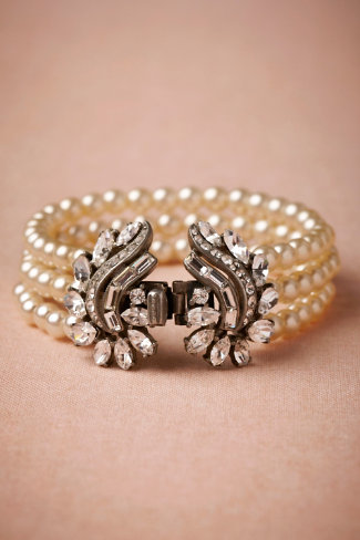 Luna Bracelet in  Shoes & Accessories Jewelry at BHLDN
