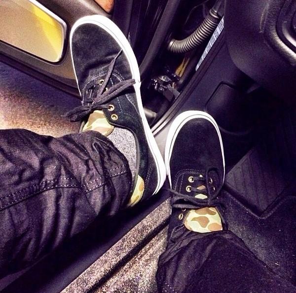 shoes black vans vans