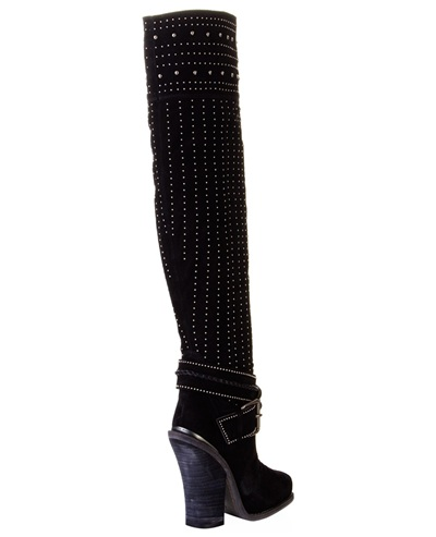 Barbara Bui Embellished Suede Boots - Biondini - Farfetch.com