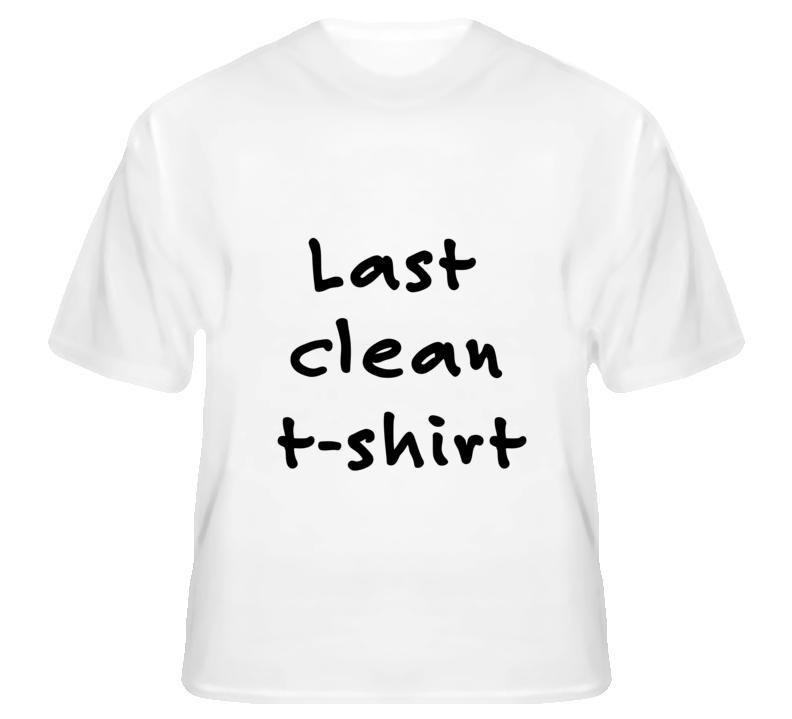 Cara Delevingne Last Clean T-Shirt