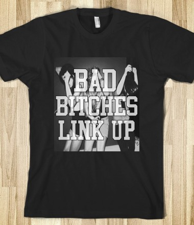 BAD BITCHES LINK UP - ALY'S PRINTS - Skreened T-shirts, Organic Shirts, Hoodies, Kids Tees, Baby One-Pieces and Tote Bags Custom T-Shirts, Organic Shirts, Hoodies, Novelty Gifts, Kids Apparel, Baby One-Pieces | Skreened - Ethical Custom Apparel