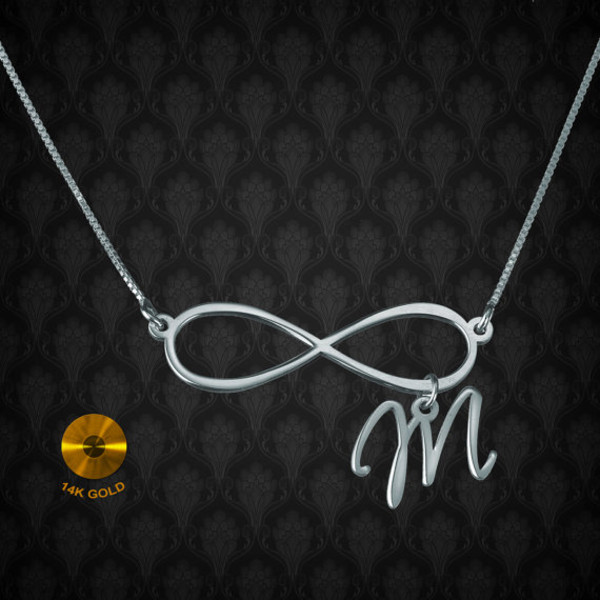 jewels white gold bridesmaid best gifts gift ideas lovely gift name necklace infinity name necklace personalized jewelry personalized pendent personalized name pendant