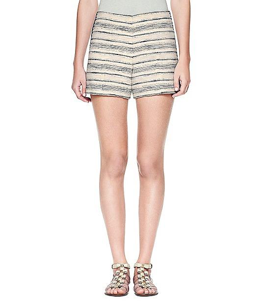 Nicole Short  : Women's Trousers & Shorts   ToryBurch.co.uk