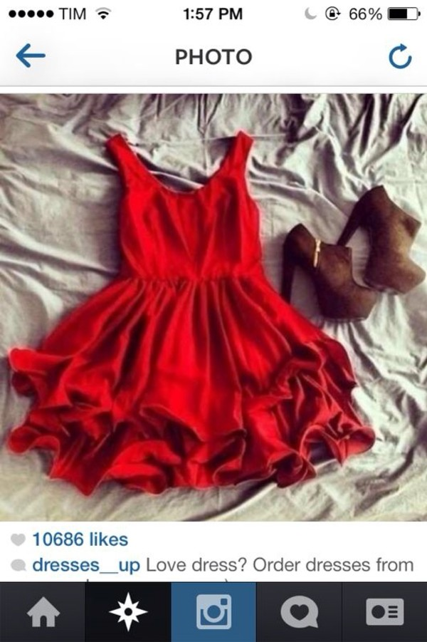 dress mini red little red dress mini dress shoes