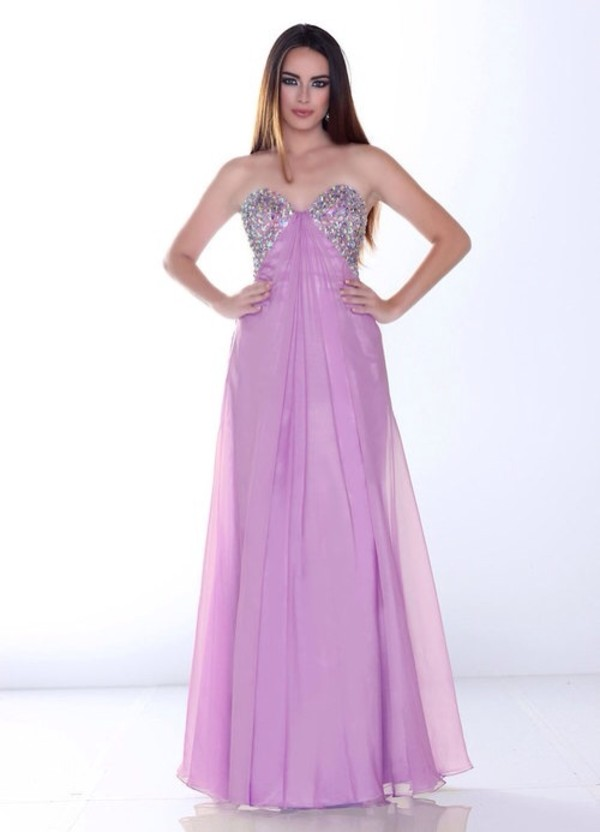 dress lavender prom dresses lilac prom dress rhinestones dimonds prom prom dress dimante gorgeous bag clothes