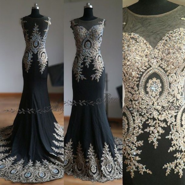 dress prom dress long black prom dress antique prom dress beautiful prom dress prom sparkly prom dress evening dress classy black dress