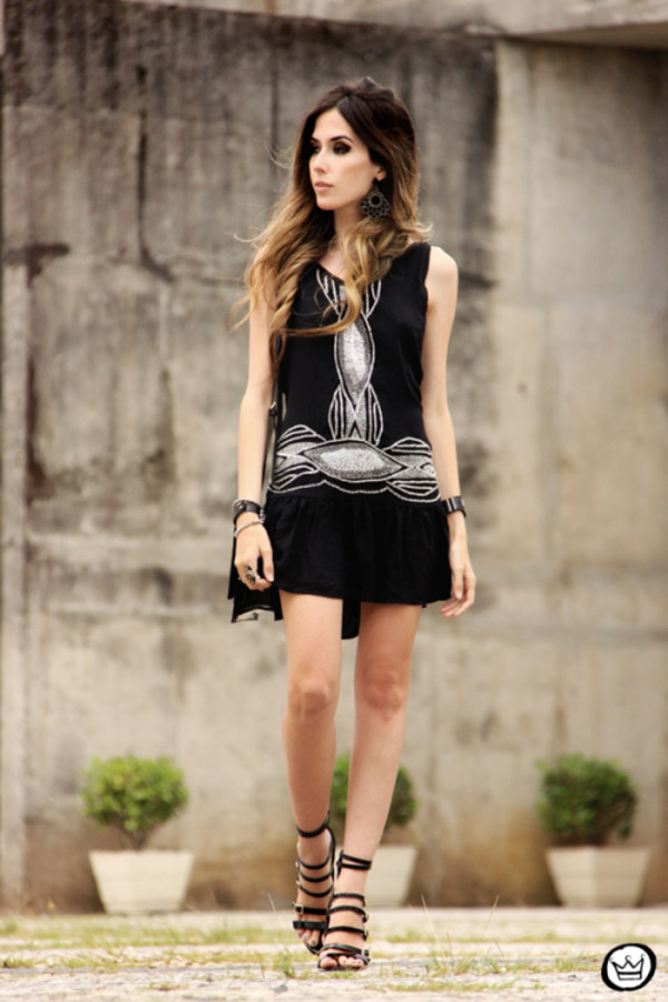 fashion coolture dress bag jewels shoes