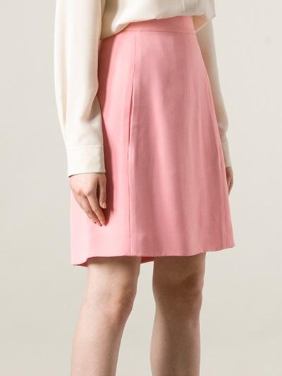 Chloé Straight Skirt - Vitkac - Farfetch.com