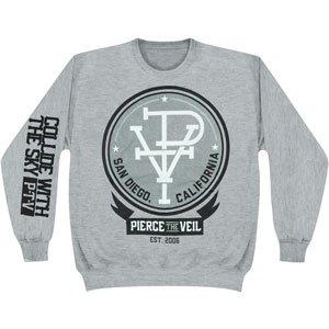 Amazon.com: Pierce The Veil PTV Sweatshirt: Clothing