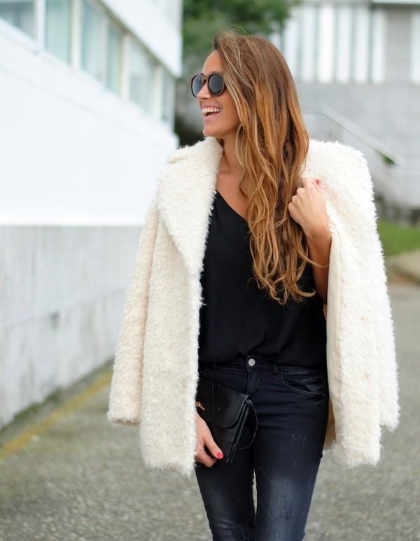 stella wants to die shoes t-shirt jeans coat bag sunglasses