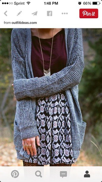 jewels necklace jewery cardigan