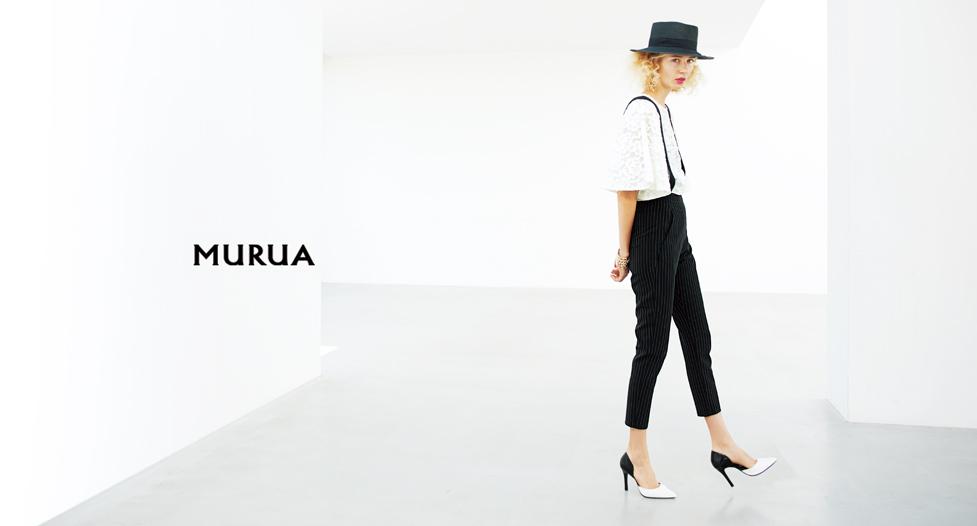 MURUA|ムルーア公式通販|荻原桃子│RUNWAYchannelWEBSTORE