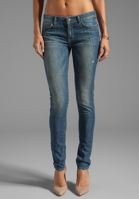 RICH & SKINNY The Skinny in Muslin at Revolve Clothing - Free Shipping!