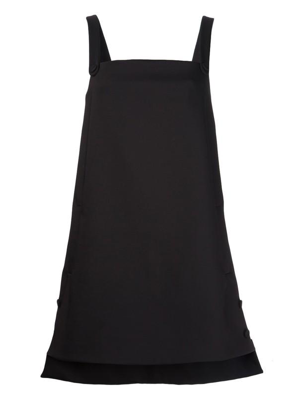 dress viktor and rolf viktor&rolf black dress