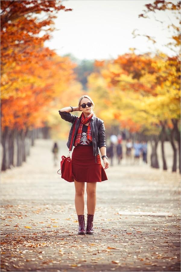 my blonde gal shoes bag jacket jewels skirt sunglasses t-shirt