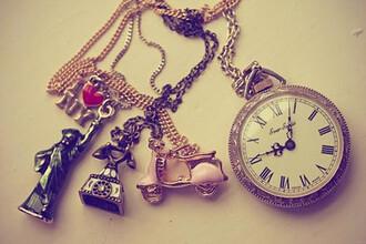 jewels nail accessories vintage collier bronze bracelet