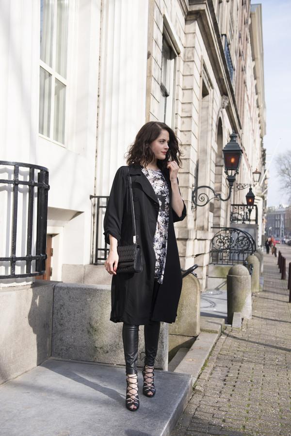 fashion fillers coat dress leggings shoes bag