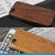 Goodlen Wooden iPhone 5 Case Skin -Handmade One Piece Wooden Cases, Walnut, Rosewood, White Maple, Cherry Wood, 4 Choises