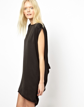 Just Female | Just Female Open Back Dress at ASOS